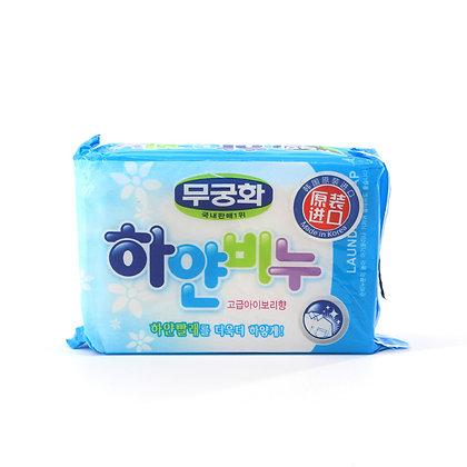 Мыло хозяйственное отбеливающее - MUKUNGHWA Laundry Soap