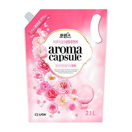 Кондиционер для белья Роза - CJ LION Aroma Capsule Pink Rose
