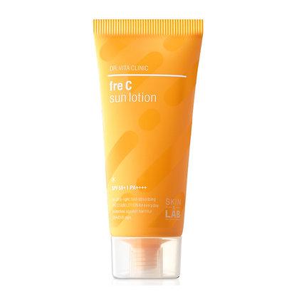 SKIN&LAB DR.VITA CLINIC Fre C Sun Lotion  Солнцезащитный лосьон с витамином С SPF50+++