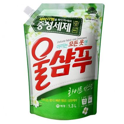 Жидкое средство для стирки Jasmine (мяг. уп.)- KERASYS Wool Shampoo Detergent