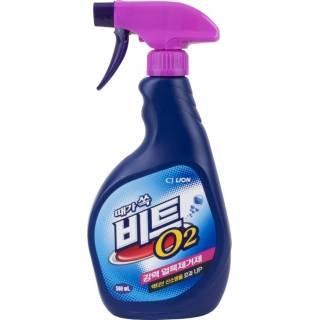 Кислородный пятновыводитель-отбеливатель CJ LION BEAT O2
