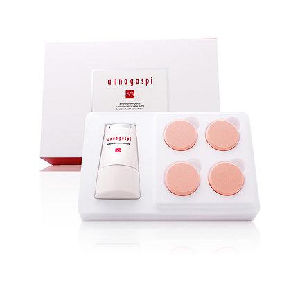 ANNAGASPI VIBRATION FOUNDATION  Комплект для вибронанесения макияжа