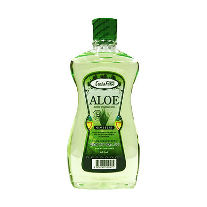WHITEORGANIA SEED&FARM ALOE BODY ESSENCE OIL  Масло для тела Алоэ