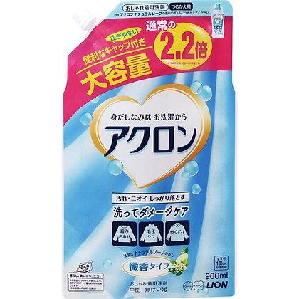 Средство для стирки деликатных тканей Акрон мыло (мяг.уп) LION Acron Soap