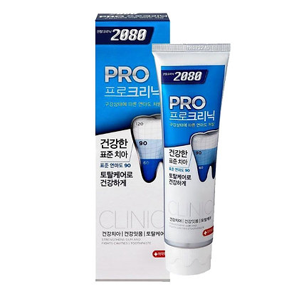 DENTAL CLINIC 2080 ORIGINAL PRO-CLINIC  Зубная паста профессиональная защита