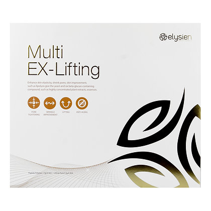 ELYSIEN Multy EX-Lifting -Мышечная маска с эффектом ботокса