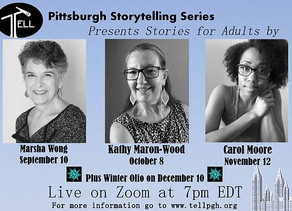 Pittsburg Storytelling Series Show is Coming!