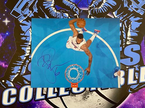 DeAndre Jordan Signed 11x14 Photo