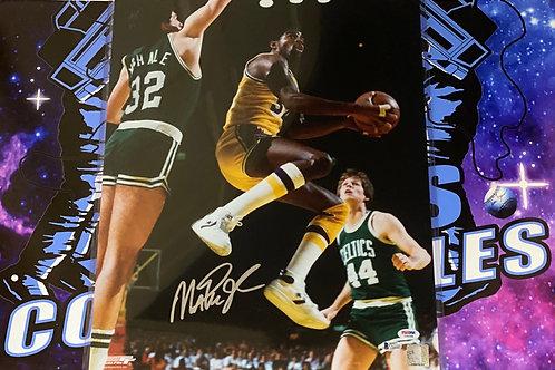 Magic Johnson 16x20 (PSA/DNA)