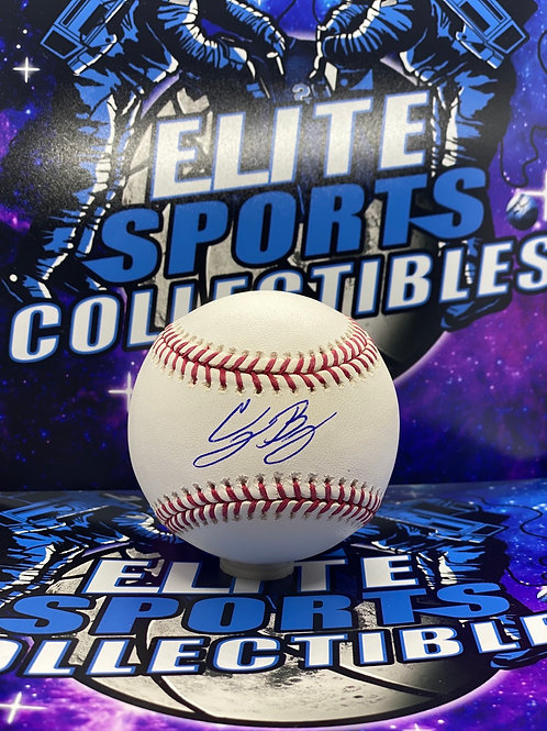 Cody Bellinger (MLB Authenticated)