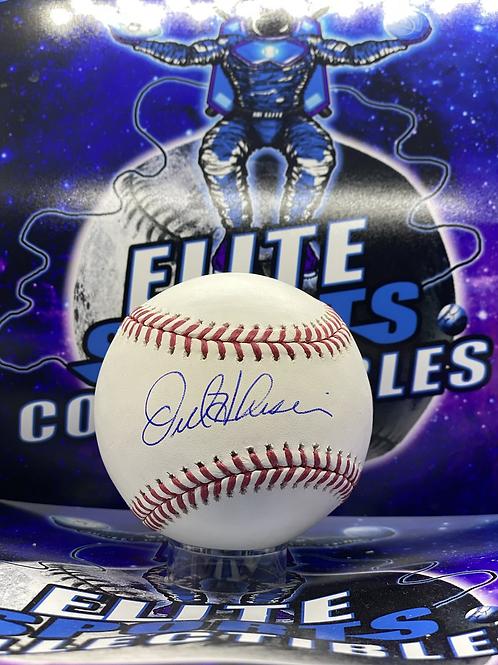 Orel Hershiser Signed Ball (MLB Authenticated)