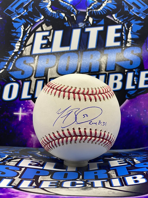 Mookie Betts (JSA Authenticated)