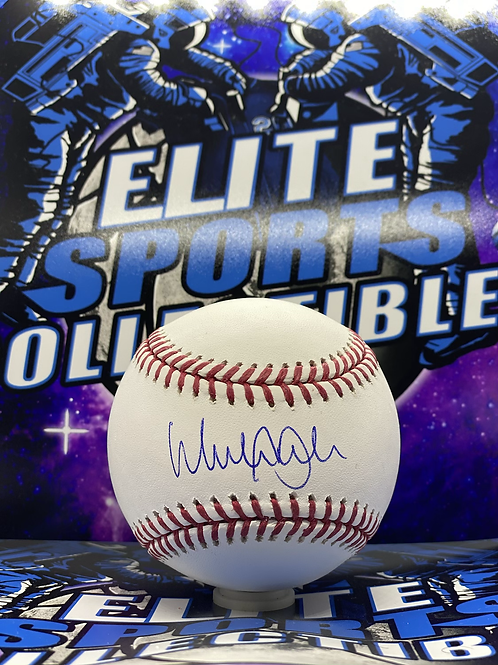 Walker Buehler (MLB Authenticated)