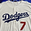 Thumbnail: Julio Urias Signed Authentic Majestic On-Field Jersey (MLB AUTHENTICATED)