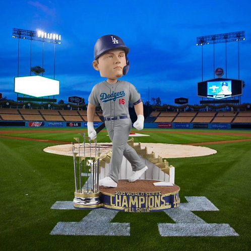 Will Smith Limited Edition WS Bobblehead