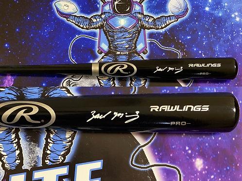 Zach McKinstry Rawlings Bat (ESC Authenticated)
