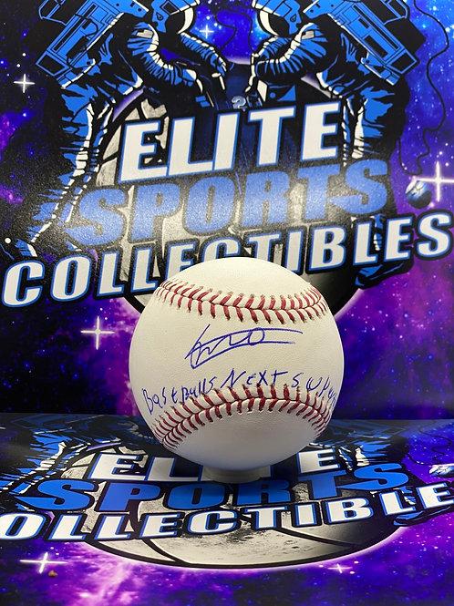"""Vladimir Guerrero Jr. """"Baseballs Next Superstar"""" (PSA/DNA)"""