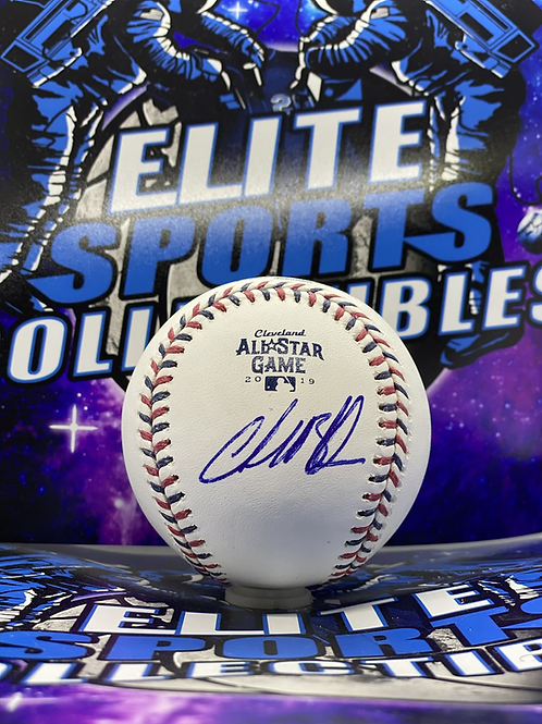 """Charlie Blackmon """"2019 ASG"""" (MLB Authenticated)"""