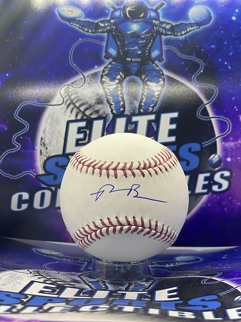 Phil Bickford (MLB Authenticated)