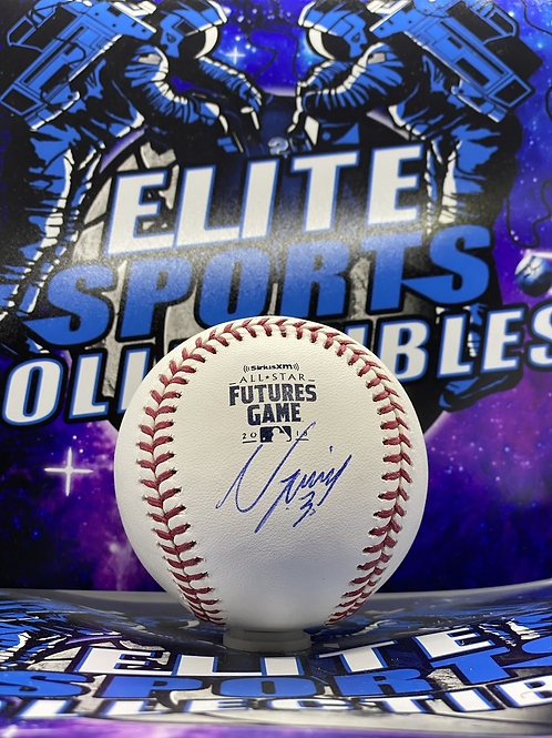 Luis Urias (JSA Authenticated)