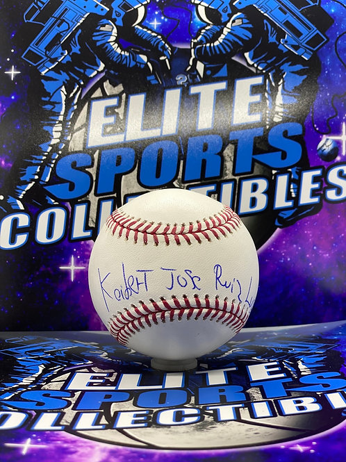 "Keibert Jose Ruiz Lugo ""Full Name"" (Beckett Rookie Graph)"