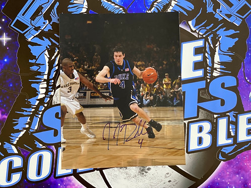 JJ Redick Signed 11x14 Photo