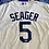 Thumbnail: Corey Seager Signed Authentic On Field Majestic Jersey (Beckett)