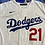 """Thumbnail: Walker Buehler Signed Authentic""""2020 Nike Jersey"""" w/ MLB DEBUT (Buehler Auth)"""