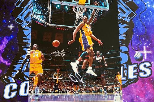 Kobe Bryant 16x20 (PSA/DNA)