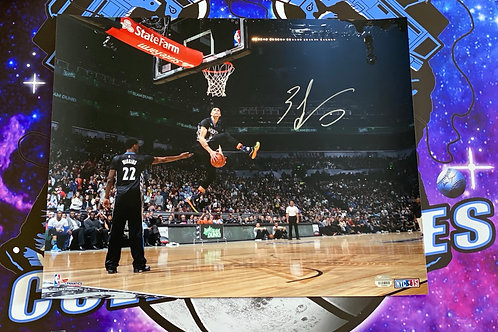 Zach Lavine Signed 16x20 Photo (Fanatics)