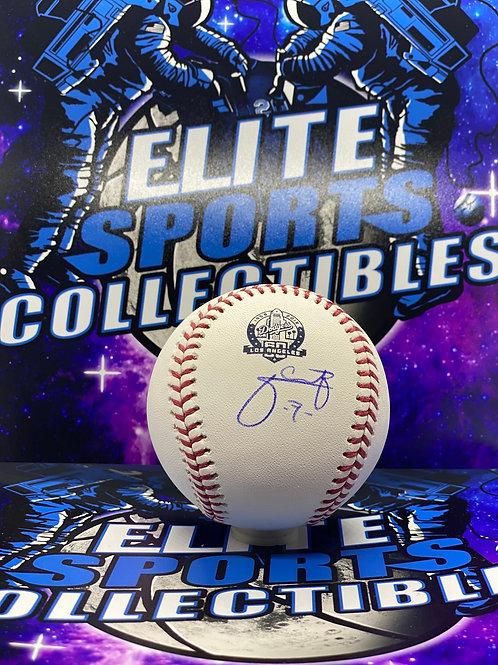 "Julio Urias ""Dodgers 60th Anniversary"""