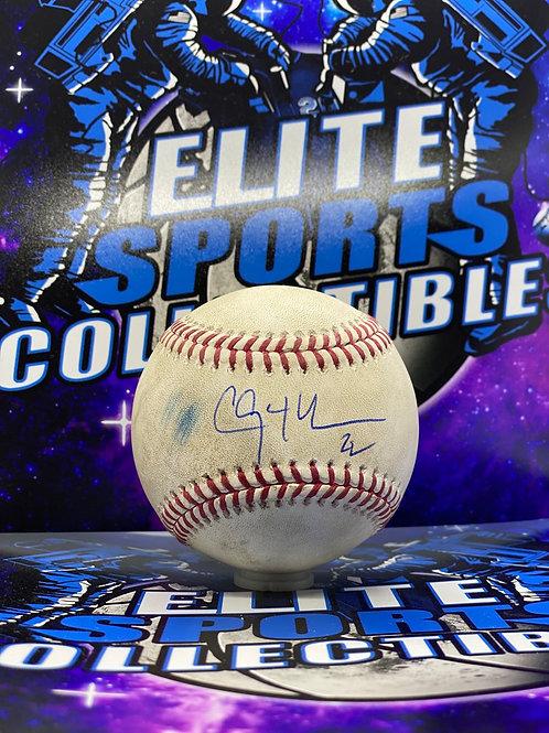 Clayton Kershaw Game Used (MLB & PSA/DNA)