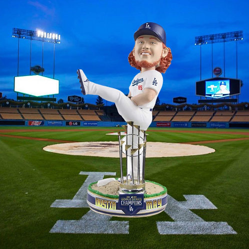 Dustin May Limited Edition WS Bobblehead