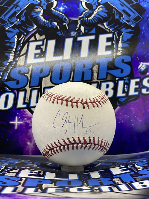 Clayton Kershaw (MLB Authenticated)