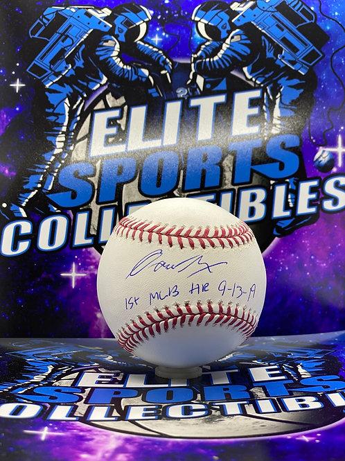 "Gavin Lux ""1st MLB HR 9-13-19"" (Beckett)"
