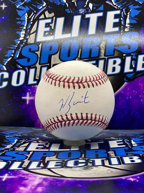Will Smith (MLB Authenticated)