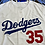 "Thumbnail: Cody Bellinger ""2019 NL MVP"" Authentic On Field Jersey (Fanatics/MLB)"