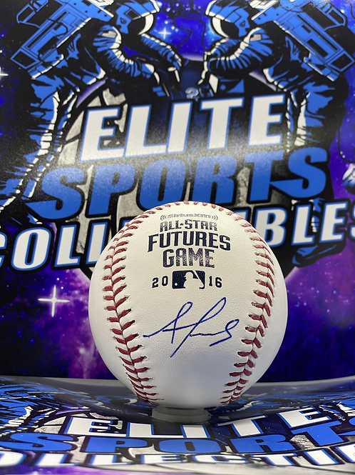 Alex Reyes (MLB Authenticated)