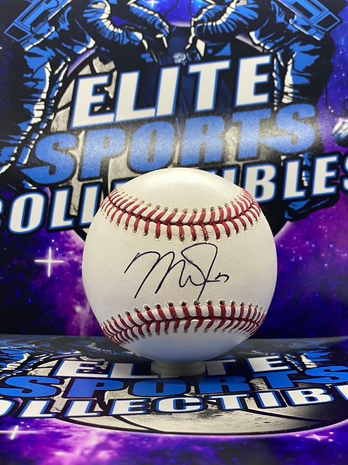 Mike Trout (MLB Authenticated)