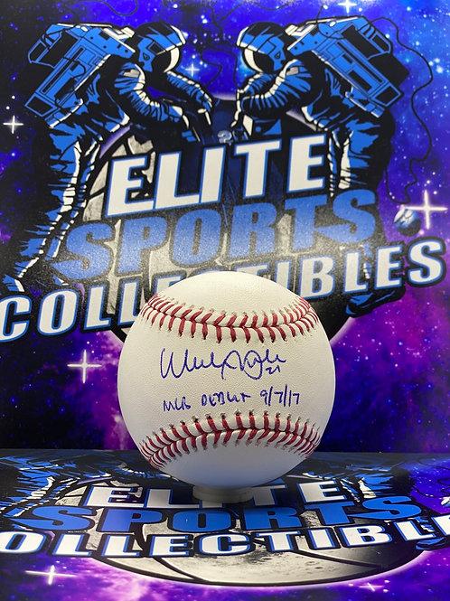 """Walker Buehler """"MLB DEBUT 9/7/17"""" (Beckett)"""