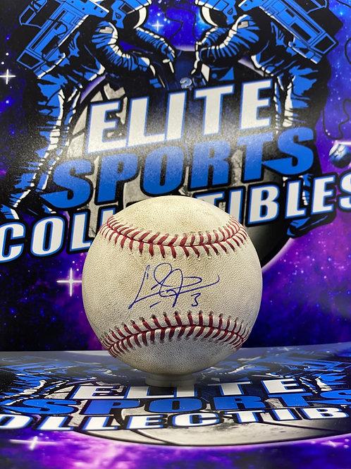 Chris Taylor Game Used (MLB & PSA/DNA)