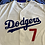 Thumbnail: Julio Urias Signed Jersey w/ Official WS Patch (Beckett Authenticated)