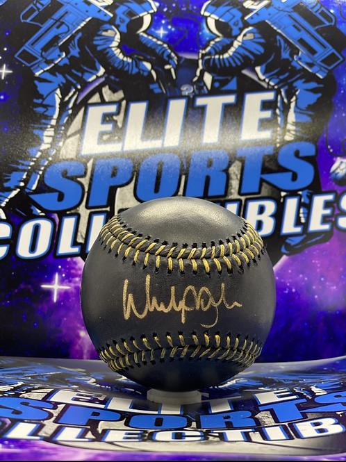 """Walker Buehler """"Black Ball"""" (MLB)"""