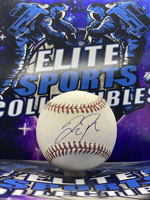Joc Pederson (MLB Authenticated)