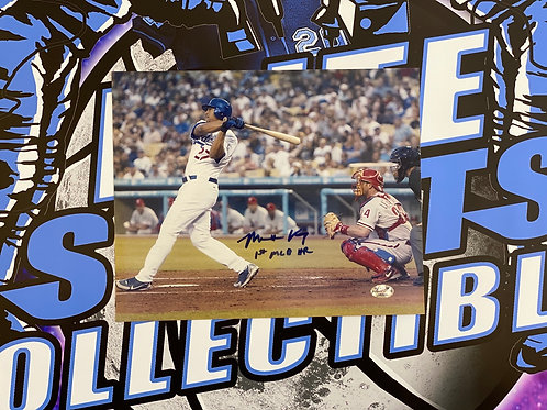 "Matt Kemp Signed ""1st MLB HR"" 8x10 Photo (NAXCOM)"