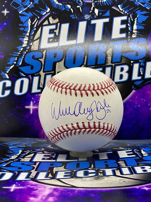 Walker Anthony Buehler (MLB Authenticated)