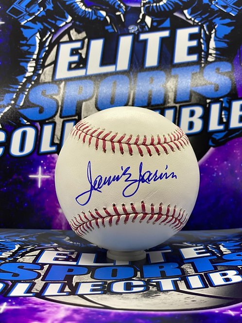 Jaime Jarrin (JSA Authenticated)