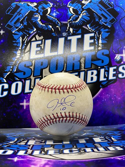 Justin Turner Game Used (MLB & PSA/DNA)