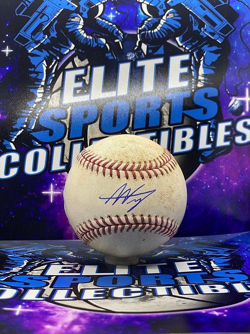 Alex Verdugo Game Used (MLB & PSA/DNA)