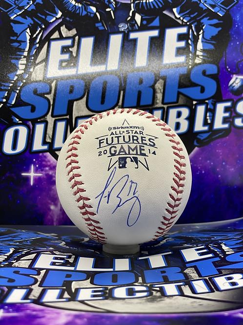 "Javier Baez ""2014 Futures"" (PSA/DNA Rookie Graph)"